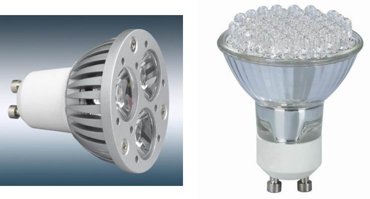 Luci casa led per auto for Lampadine led faretti