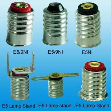 Led Light Bulb Lamp Cap Base Edison Sockets