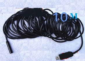 15 FT, USB 300K Pixels, Borescope Endoscope Snake Scope
