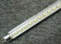 T5, 1 FT,4W, Cool white LED Tube for boat bus Cabinet, DC12V