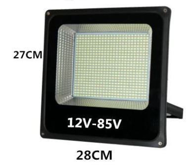 24V 36V 48V 200W LED Marine lamp, IP66 Boat Nnavigation lights
