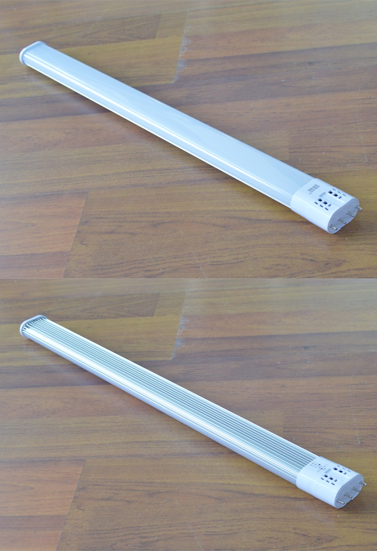 "20W, 21.25"" H type 2G11 led tube as 55 watt CFL replacement"