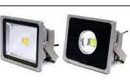 50 Watt outdoor landscape LED floodlights, DC12V, 24V, AC85~265V