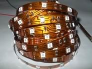 72W strip,300pcs 5050SMD LED(5 meter length) each rope, OEM