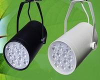 7 watt LED Pin Spot Track Lights, LED 3-Wire track lighting