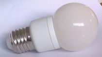 E26, A15 LED Bulb, 5W, 27pcs 5050 SMD LEDs Warm white, AC/DC12V