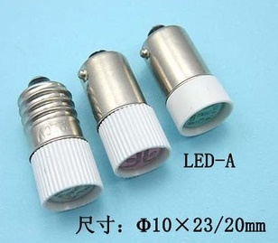 E10 Screw Base LED Lights, BA9S LED lights