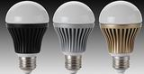 E27, A19 shape, 6.5 Watt high power LED light bulb, OEM order