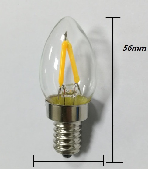C7 Led Bulb >> C7 Led Microwave Light Bulbs C7 Led Refrigerator Light Bulbs