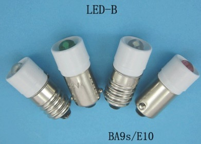 E10 LED BA9S LED instrument panel bulbs led instrument lights