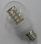 E27, 5W, 27 LEDs, A19 led light bulb replacement, cool white