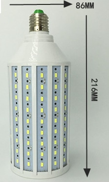 E27 led bulbs for Boats, 40 Watt, 12V, 24V, 36V, 48V, 60V
