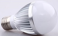 A16 3W, E27, 24V, 36V, 48V,60V Low voltage LED bulbs, AC24V~36V