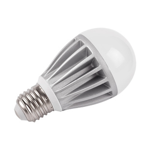 A19, E27, 8W high power LED lights dimmable, 85~265V