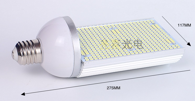 E40 E27 100W 277V LED light bulbs AC80~277V LED Lights