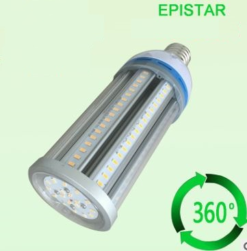 E40 E27 54W 277V led light bulbs, AC100~305V LED Lights - Click Image to Close