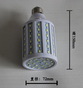 E40, E27, B22, E14 base 28W led light bulbs as CFL replacement