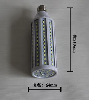 E40, E27, B22 base 36W led lights as CFL replacement