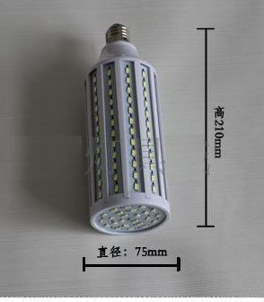 E40, E27, B22 base 40W led light bulbs as CFL replacement