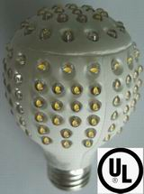 E26 screw base, 6W Watt led light Bulbs, Daylight white, AC120V