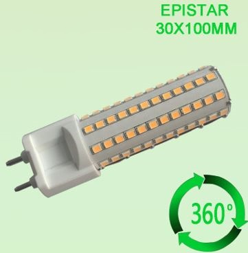277V LED, 10W G12 LED lights bulbs, AC100~305V LED
