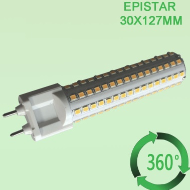 277V LED, 15W G12 LED lights bulbs, AC100~305V LED