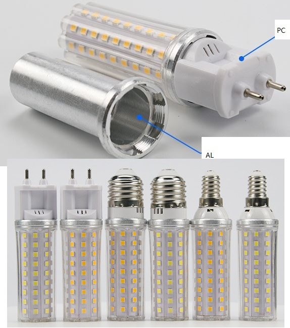 15W G12 LED bulb E27 E14 G12 Directly replace metal halide lamp