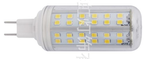 G12 LED G8.5 LED 8W 277V LED lights bulbs, 120-277V LED bulb