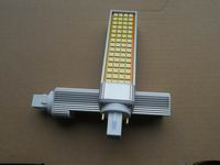 "15W with 60 pcs 5050 SMD, 7"" CFL LED bulbs, different base, OEM"
