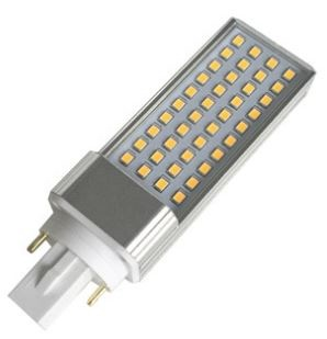 AC100~305 volt 8W LED bulbs E27, G23.GX23, G24 LED