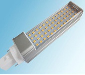 "10W with 56 pcs 2835 SMD, 7"" CFL LED bulbs, different base, OEM"