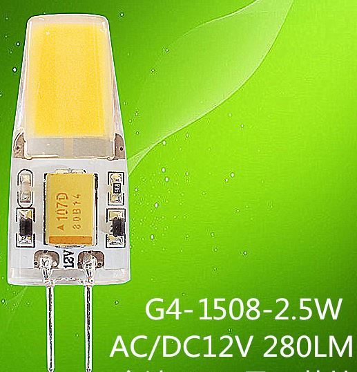 G4 24V marine led Bulb 2.5W as 15W halogen bulb replacement