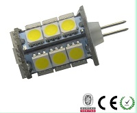 G4, 2.75W LED bulbs, Warm White , DC12V