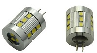 G4 LED 3.1 watt LED Lights for boats, Warm White , DC10~40V