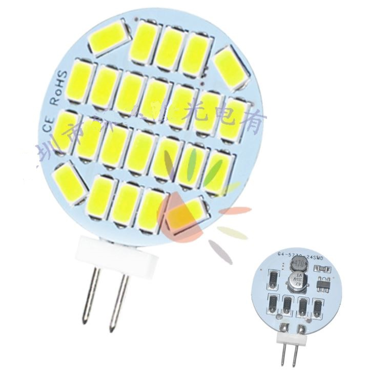 G4 LED light Bulbs 3W as boat lighting replacement bulbs
