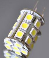 G4, 3 Watt light bulbs LED, 24pcs 5050 SMD, Any color accepted