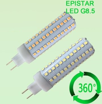 277V LED, 10W G8.5 277V LED lights bulbs, AC100-305V LED