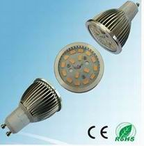 8 watt GU10 LED light Bulbs, 16pcs 5630 SMD LED,OEM