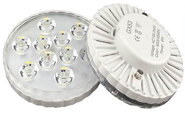 GX53 5W LED gradevin lights, cabinet led lights, AC85~265V