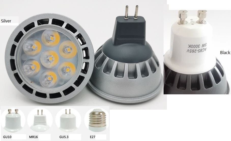 7W LED bulb marine LED bulb, Machine tools led, 12V, 24V, 36V