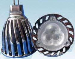 MR16, 3x2W =6W high power LED Spotlights, OEM order