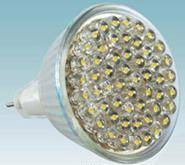 MR16, 3.5W, 80 LEDs, Warm white Spotlights, 12V