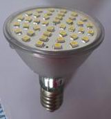 PAR30 led light bulbs for homes E27, 7.5W,40pcs LEDs, Cool white