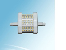 "4W Double Ended R7S LED light bulbs, MOL 3-1/8"", AC85~265V"