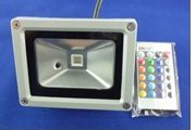 RGB 10 Watt outdoor lights landscape LED lighting, AC85~265V
