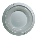 "13 Watt, G10Q base 9"" LED ring fluorescent with fixture"