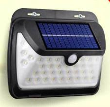 Motion Sensor led yard light, solar exterior lighting fixtures
