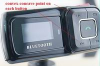 Bluetooth car kit 8GB SD, FM, Aux 3.5, plug on cigarette socket