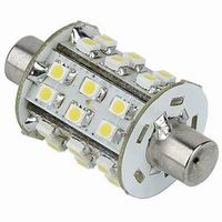 2.6W Festoon 44mm the dimple boats Navigation led bulbs, 10~40V