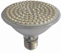 PAR30 LED lights, E27, 7.5W, 132pcs SMD LED, Cool white, AC120V